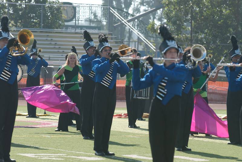 Mission Hills High Band Competition-4264
