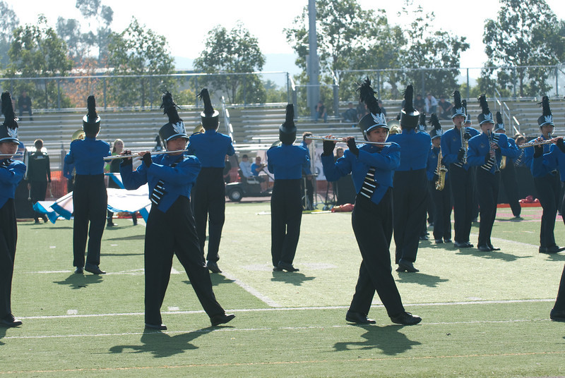 Mission Hills High Band Competition-4209