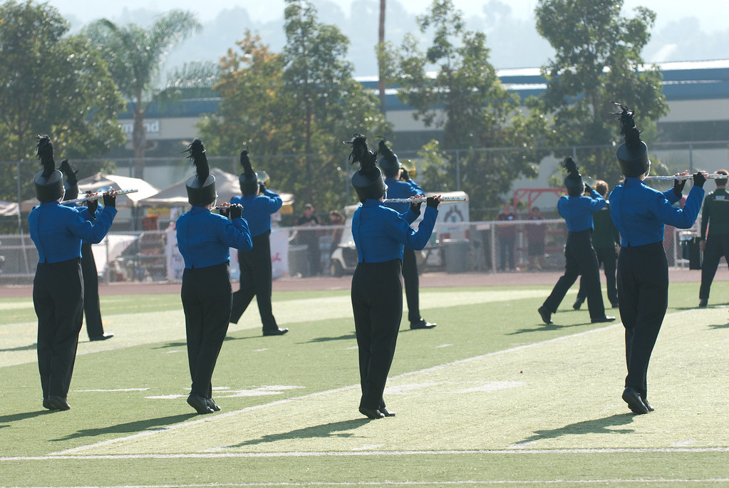 Mission Hills High Band Competition-4140
