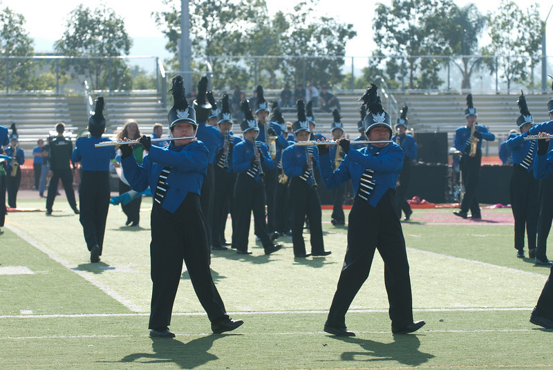 Mission Hills High Band Competition-4206