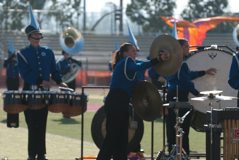 Mission Hills High Band Competition-4325