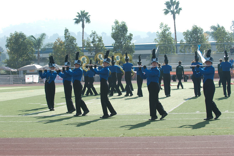 Mission Hills High Band Competition-4204