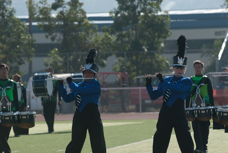 Mission Hills High Band Competition-4228