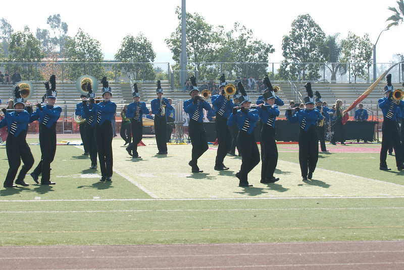 Mission Hills High Band Competition-4187