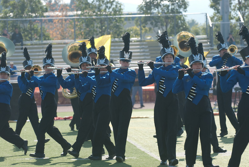 Mission Hills High Band Competition-4182