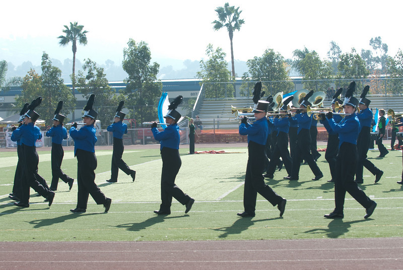 Mission Hills High Band Competition-4202