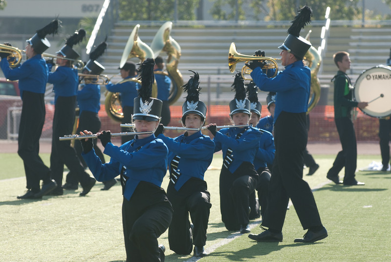 Mission Hills High Band Competition-4243