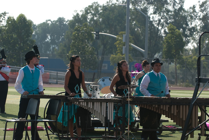 Mission Hills High Band Competition-4305