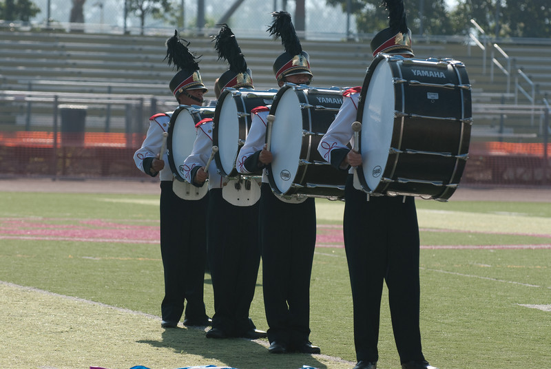 Mission Hills High Band Competition-4319