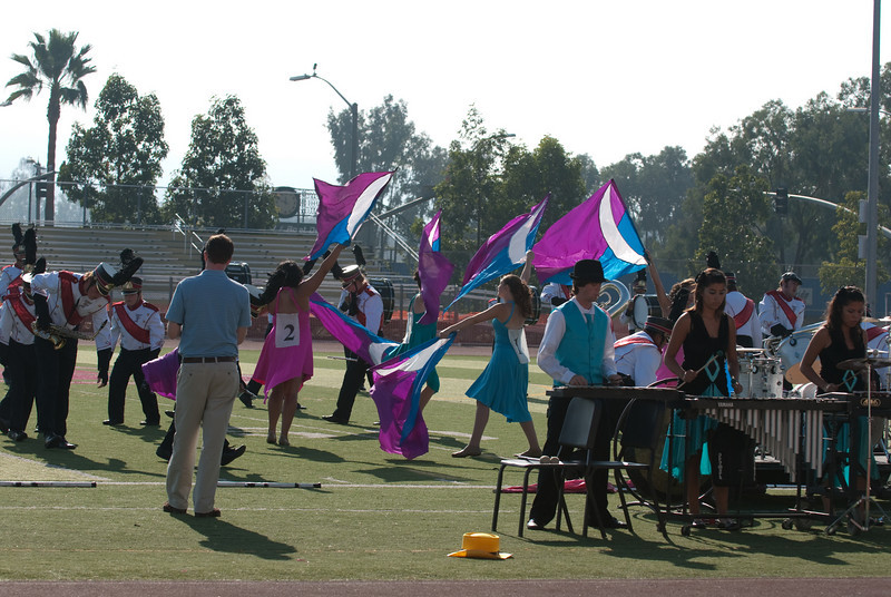 Mission Hills High Band Competition-4307