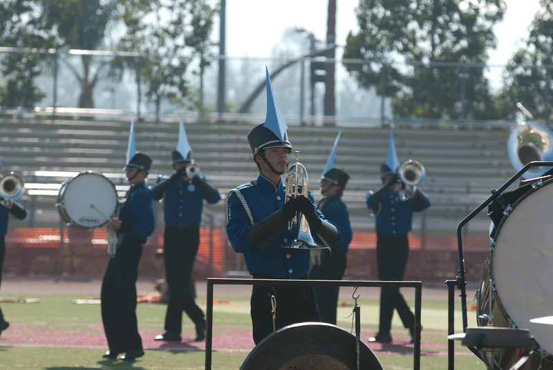 Mission Hills High Band Competition-4331