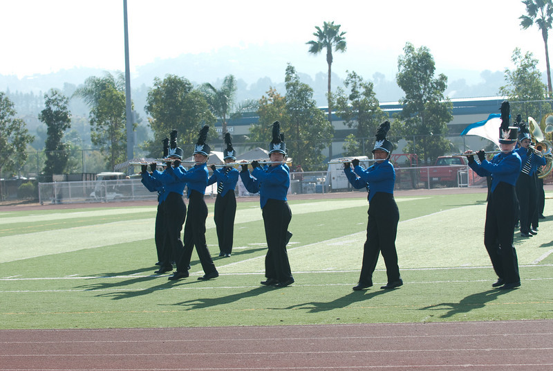 Mission Hills High Band Competition-4203