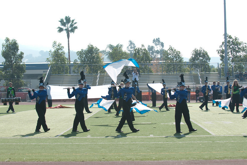 Mission Hills High Band Competition-4223