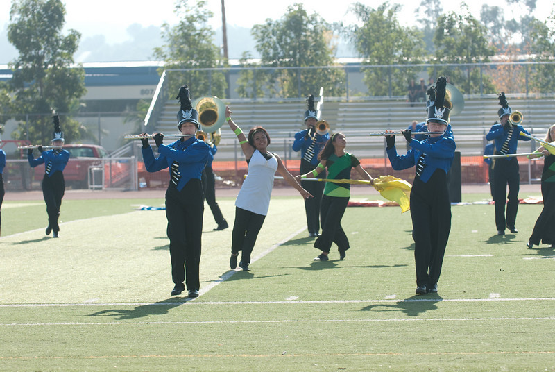 Mission Hills High Band Competition-4166