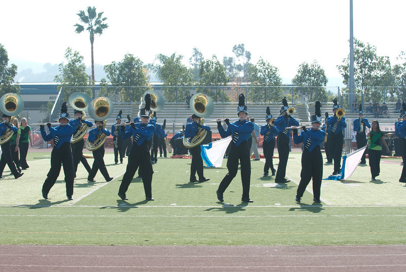 Mission Hills High Band Competition-4217