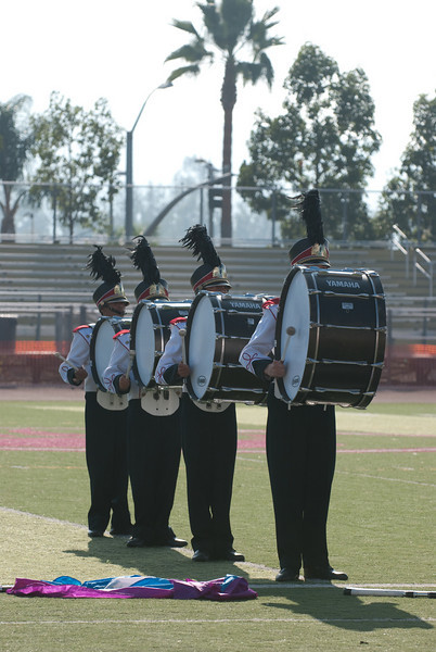 Mission Hills High Band Competition-4323