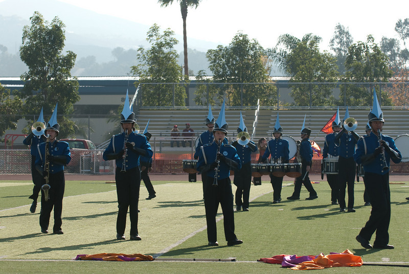 Mission Hills High Band Competition-4334