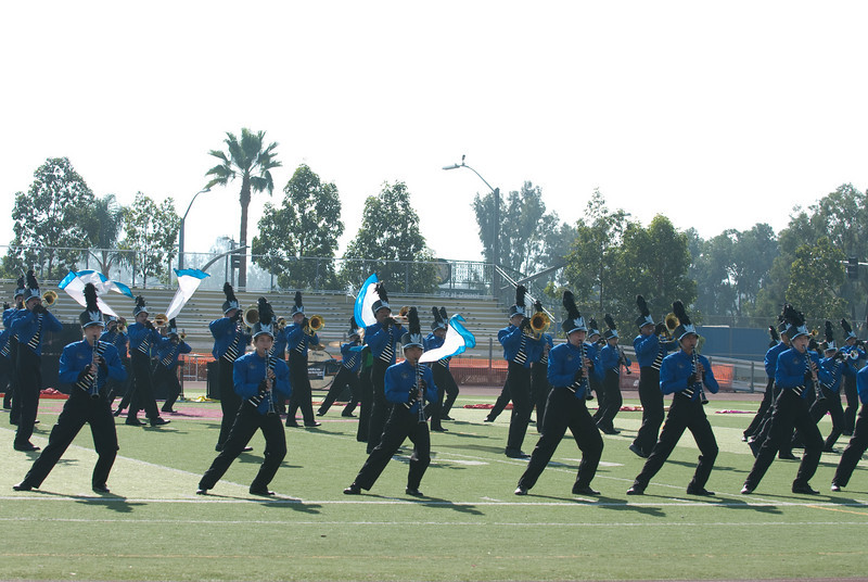 Mission Hills High Band Competition-4222
