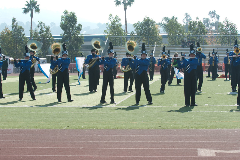 Mission Hills High Band Competition-4212