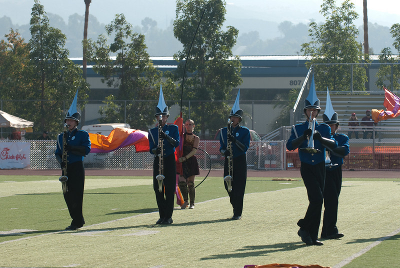 Mission Hills High Band Competition-4329
