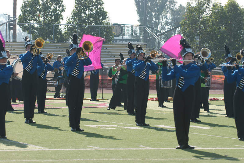 Mission Hills High Band Competition-4262