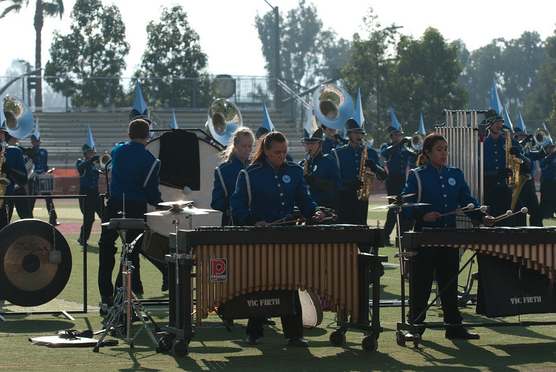Mission Hills High Band Competition-4355