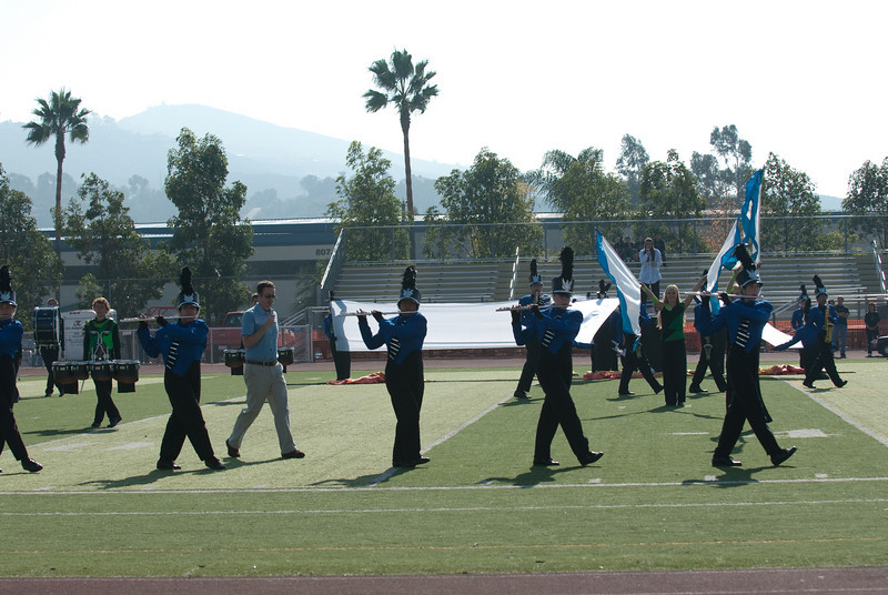 Mission Hills High Band Competition-4224
