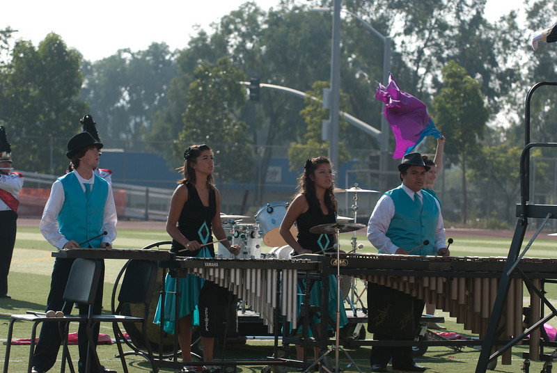 Mission Hills High Band Competition-4304