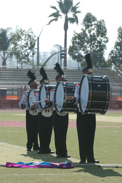 Mission Hills High Band Competition-4322