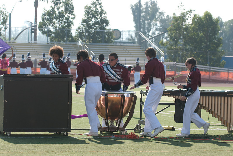 Mission Hills High Band Competition-4278