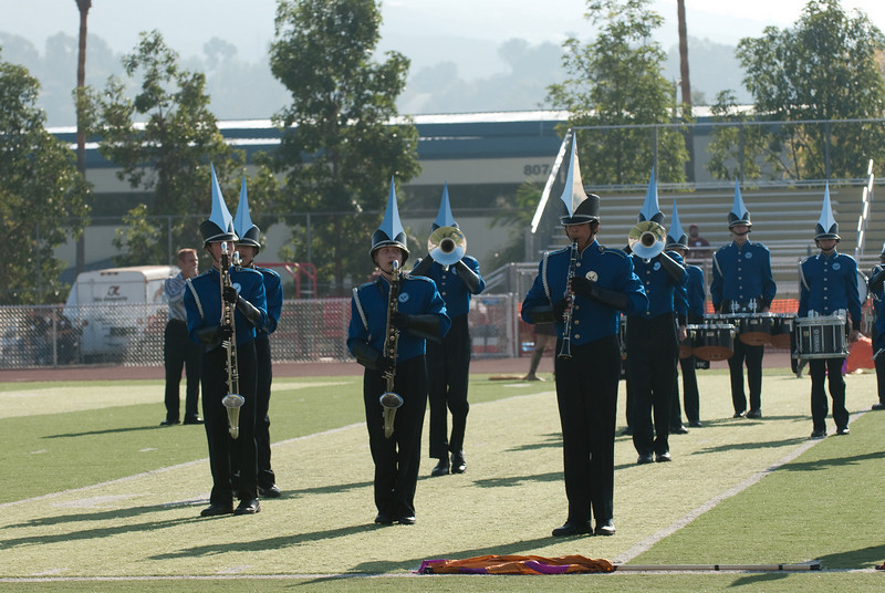 Mission Hills High Band Competition-4335