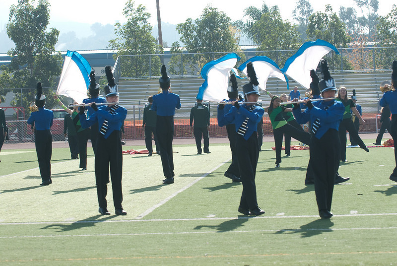 Mission Hills High Band Competition-4211
