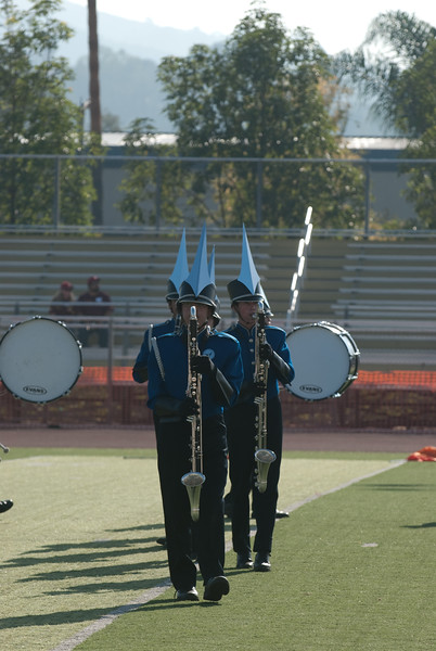 Mission Hills High Band Competition-4345