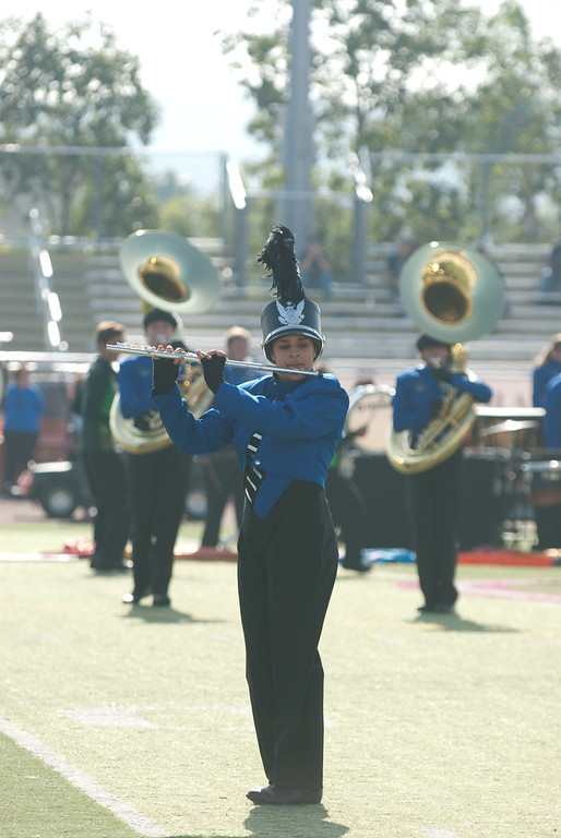 Mission Hills High Band Competition-4145