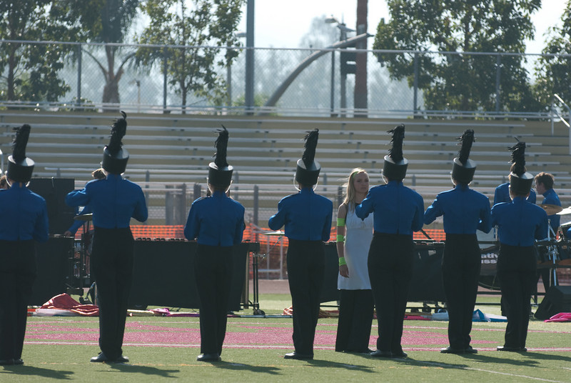 Mission Hills High Band Competition-4138