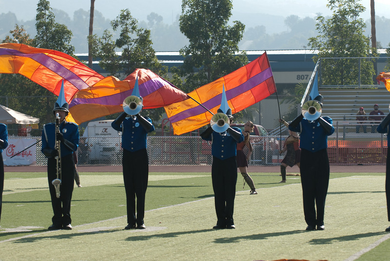 Mission Hills High Band Competition-4328