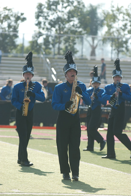Mission Hills High Band Competition-4147