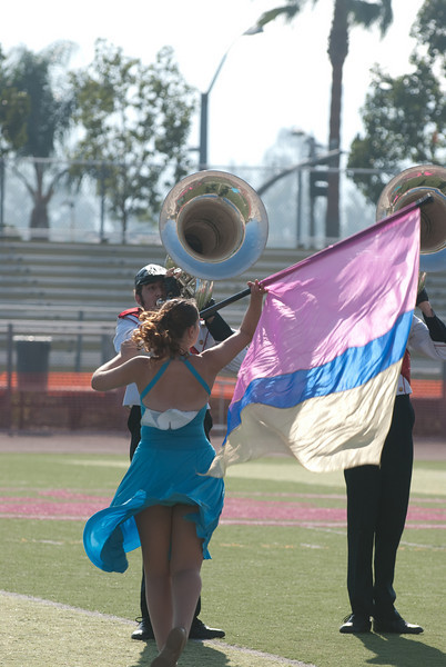 Mission Hills High Band Competition-4293