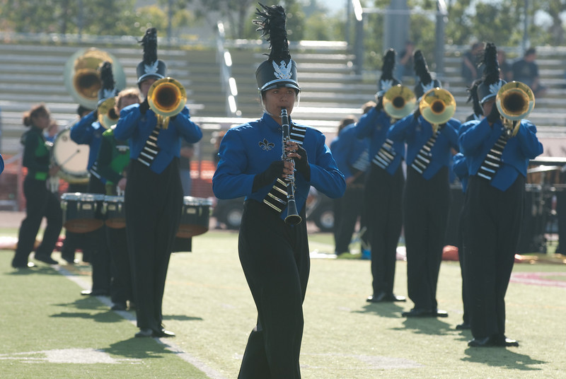 Mission Hills High Band Competition-4252