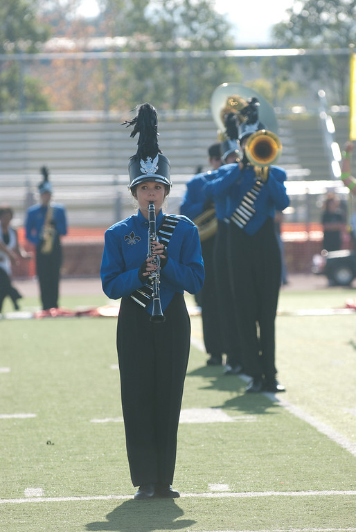 Mission Hills High Band Competition-4165