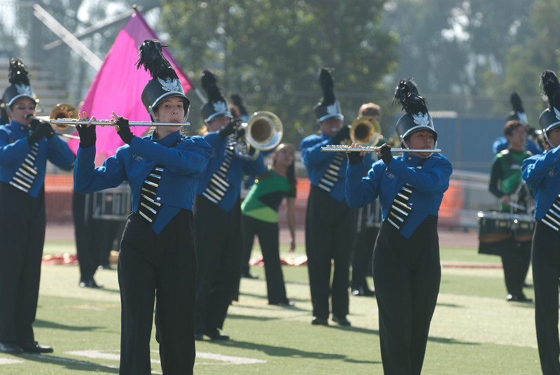 Mission Hills High Band Competition-4266