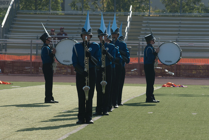 Mission Hills High Band Competition-4348