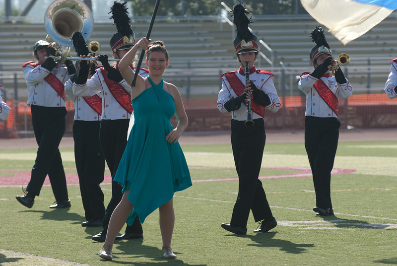 Mission Hills High Band Competition-4300