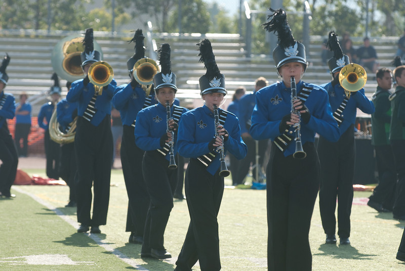 Mission Hills High Band Competition-4249