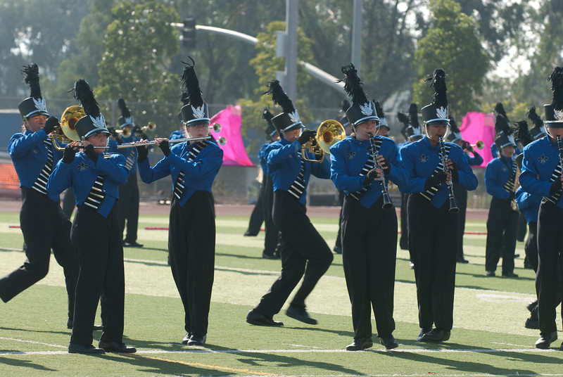 Mission Hills High Band Competition-4257
