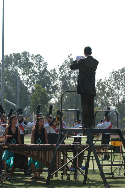 Mission Hills High Band Competition-4297