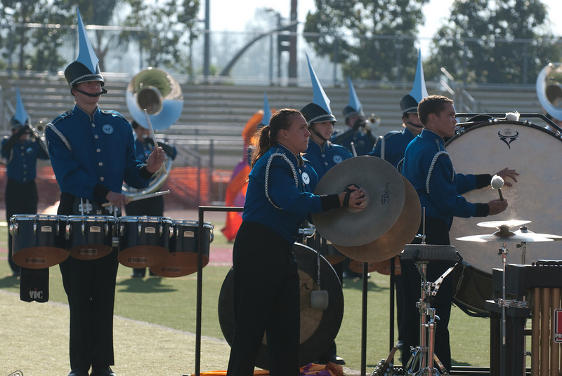Mission Hills High Band Competition-4324
