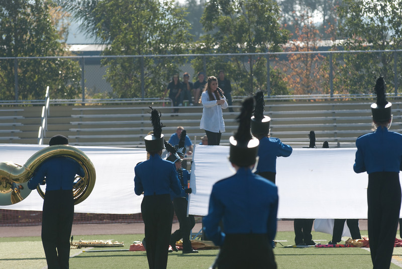 Mission Hills High Band Competition-4234