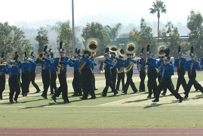 Mission Hills High Band Competition-4159
