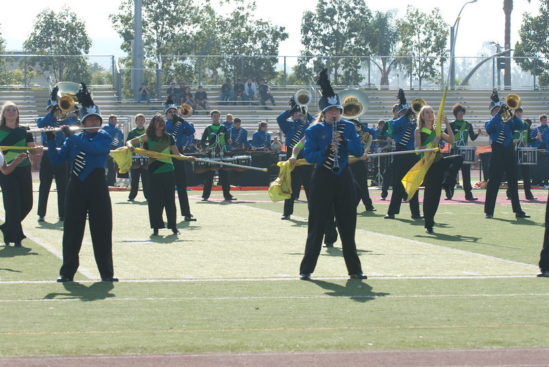 Mission Hills High Band Competition-4171